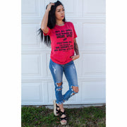 Not All Girls Tee
