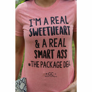 The Package Deal tee