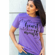 Good Heart (our original tee)