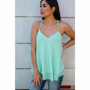 Go with the Flow Spring Tank (3 colors)