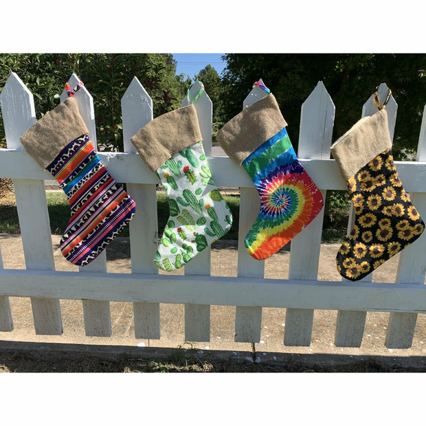 Christmas Stockings (4 patterns)