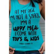Happy Meal Mom Tank Top