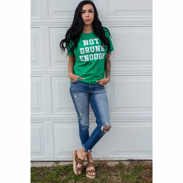 Not Drunk Enough Tee