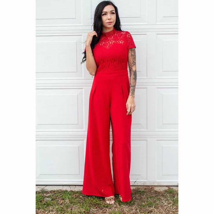 Rose All Day Pant Romper