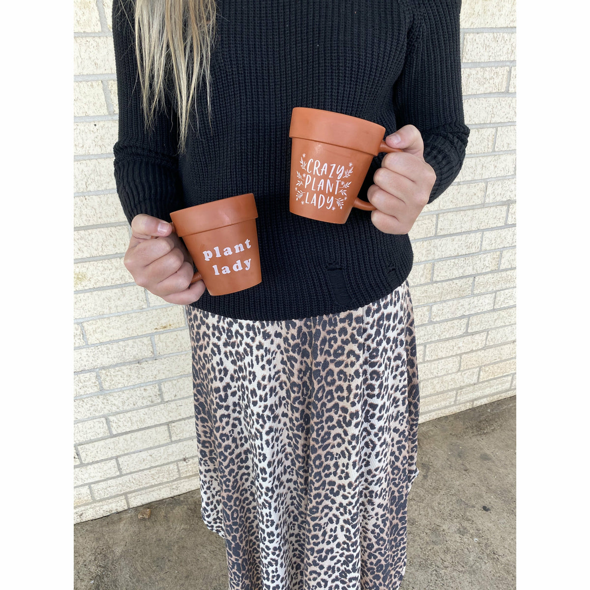 Planter Coffee Mugs (sold separately)