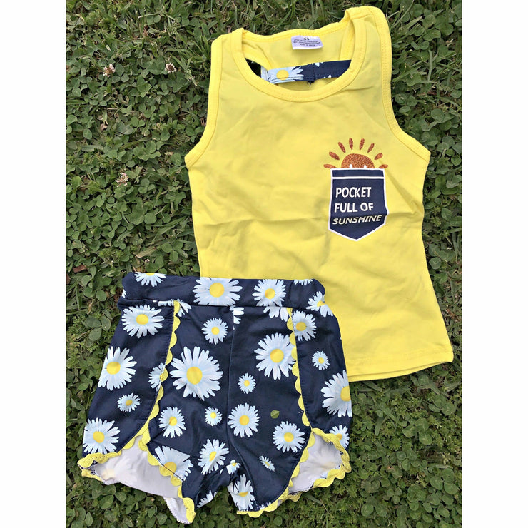 Pocket full of sunshine kid set