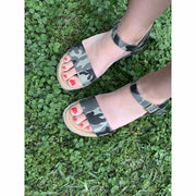 Take a Hike camo wedge