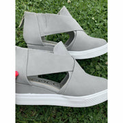 PeekaBootie Wedge Grey