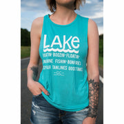 Lake Tank (colors) - Gabriel Clothing Company