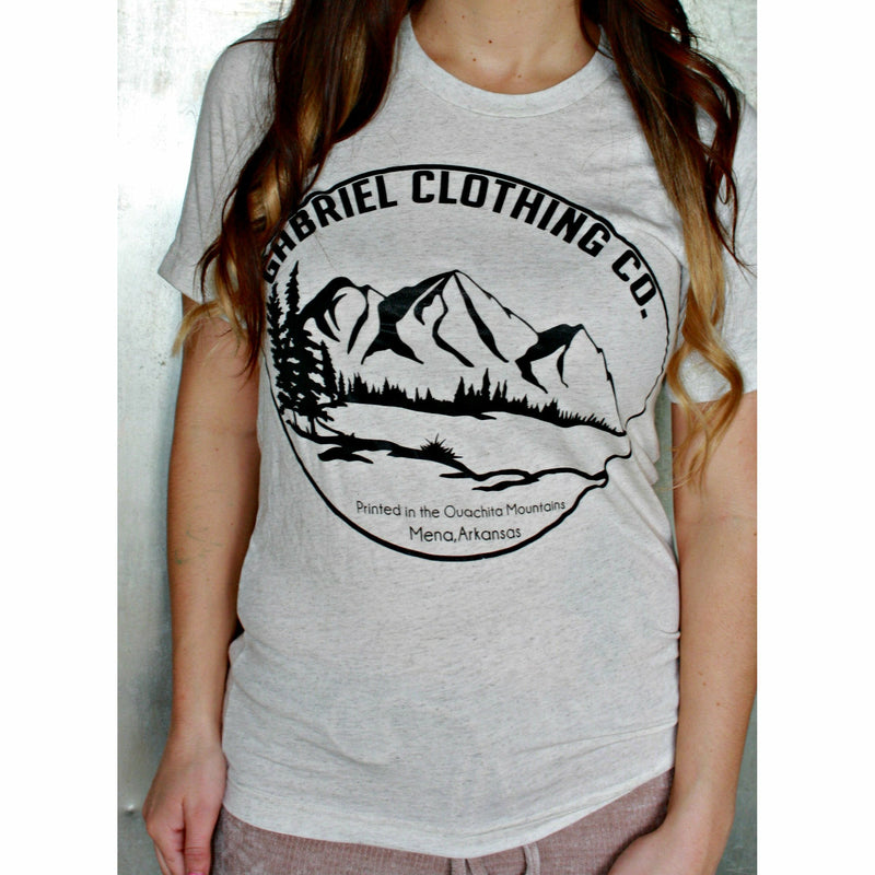 Gabriel Clothing Mountain T-shirt - Gabriel Clothing Company