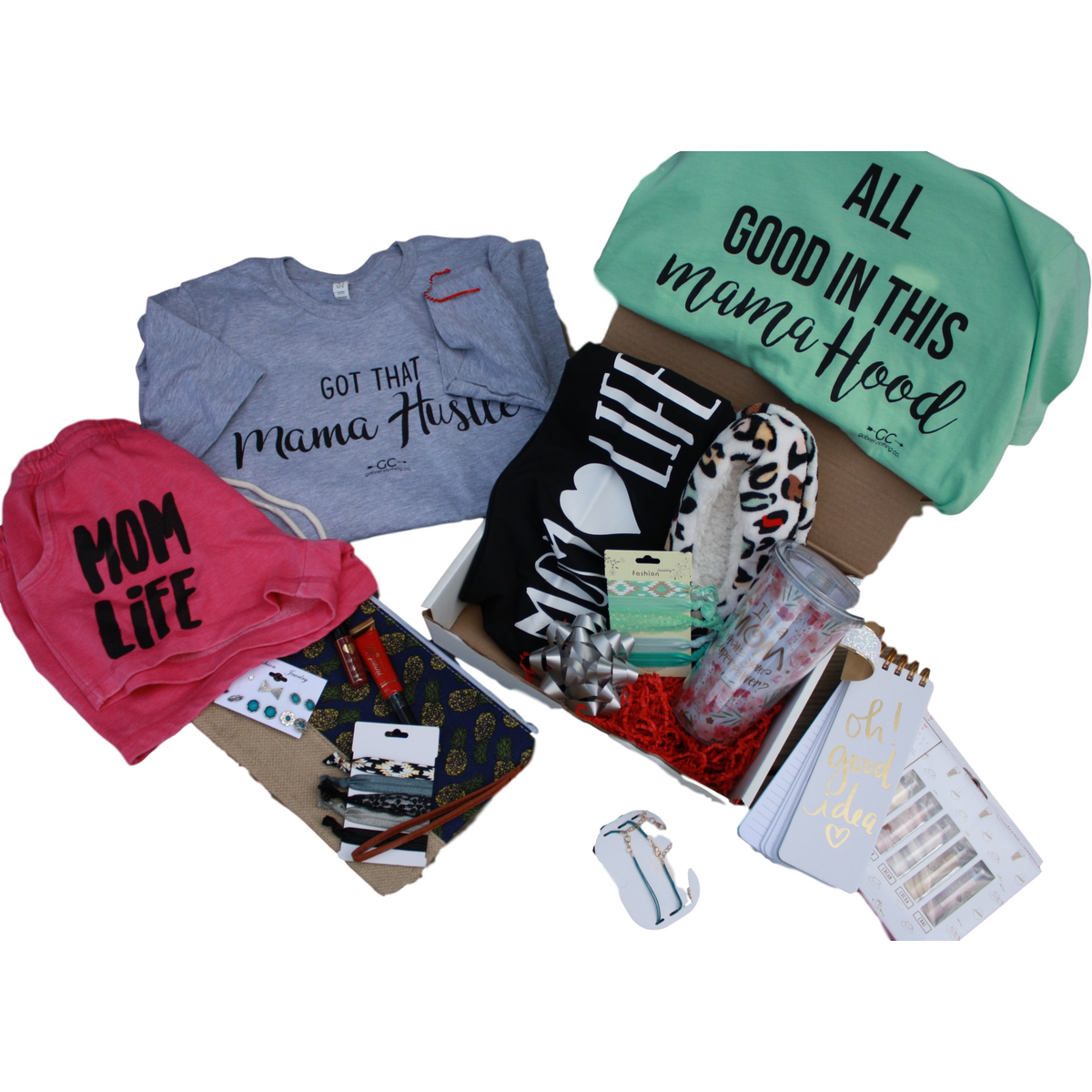Gabriel Medium Mom Box  (customize below) - Gabriel Clothing Company