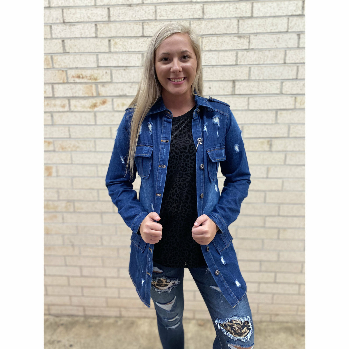 Dana Denim Jacket