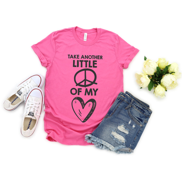 Take A Peace of My Heart Tee
