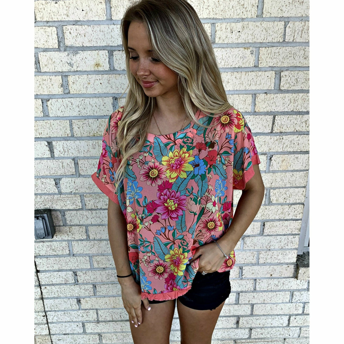 Floral Dream Top