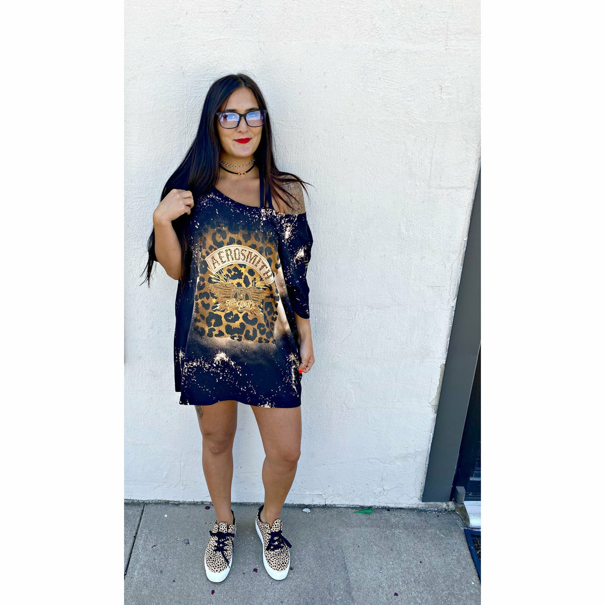 Aerosmith T-Shirt Dress