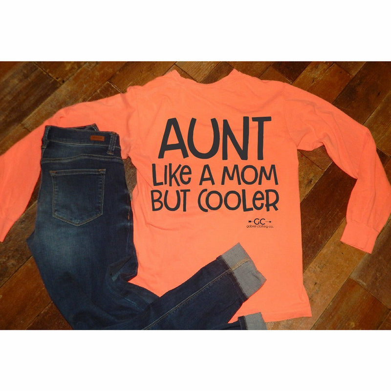 Cool Aunt Long Sleeve