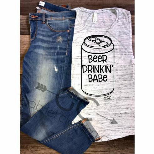 Beer Drinkin Tank Top - Gabriel Clothing Company