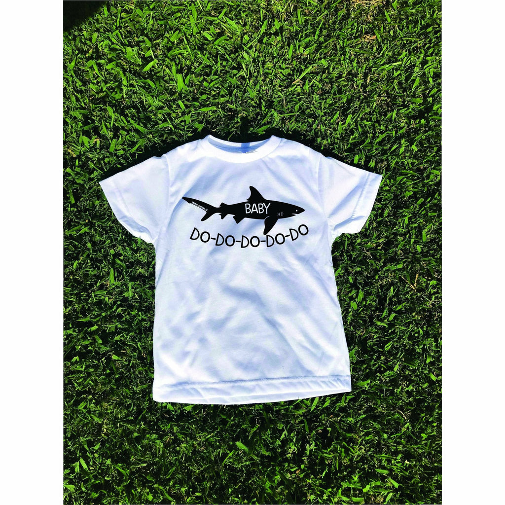 Baby Shark - Gabriel Clothing Company