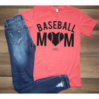 Baseball Mom (more colors) - Gabriel Clothing Company