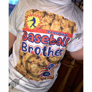 Cracker Jack Brother/Sister Baseball or Softball (Tee,tank or Sweatshirt)