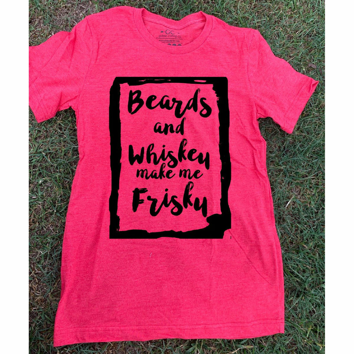 Beards and Whiskey Tee