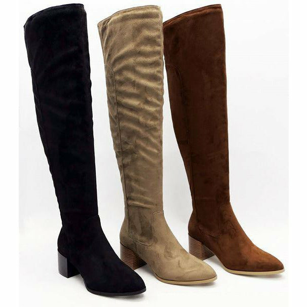 Tall Boots (2 colors)
