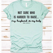 Who is harder to raise tee