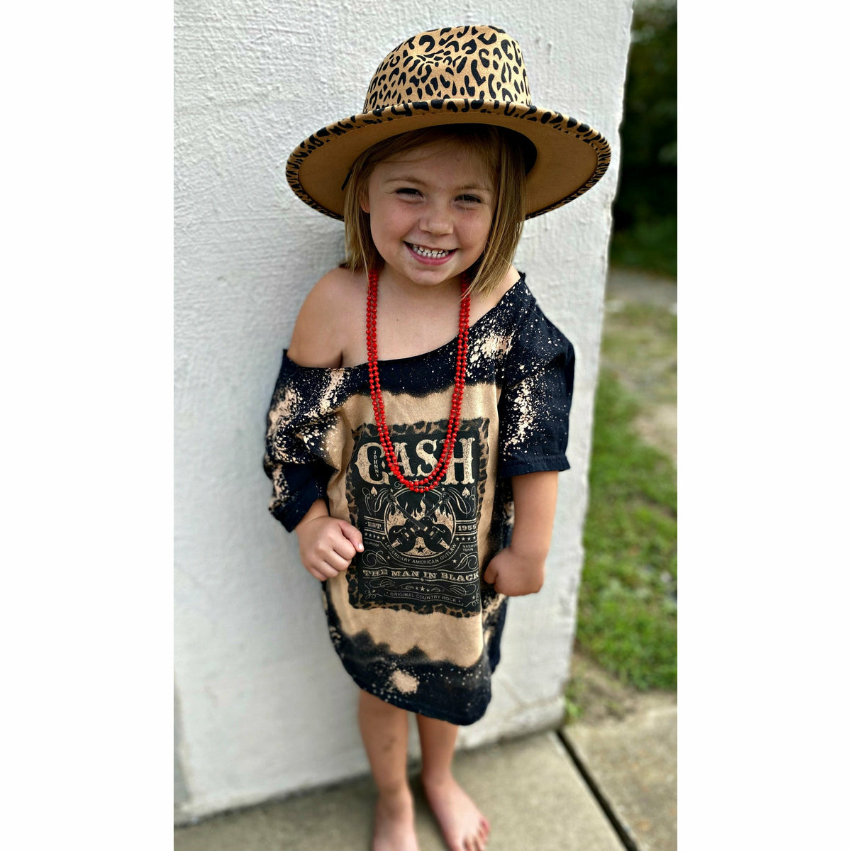 Cash Kids Tee or T-shirt Dress