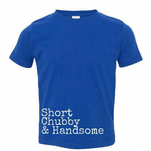 Short & Handsome ( options available) - Gabriel Clothing Company