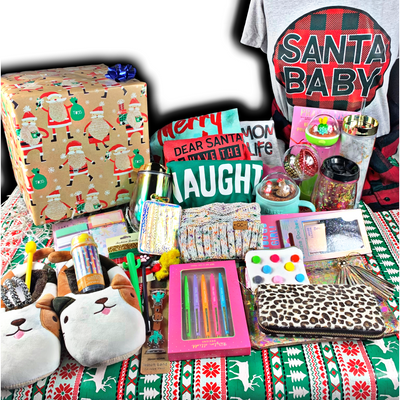 Christmas Gift Mom/Aunt/Friend Box ( multiple options available)Pre-order