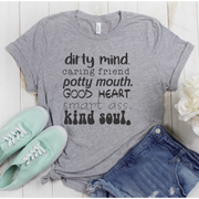 Dirty Mind Tee
