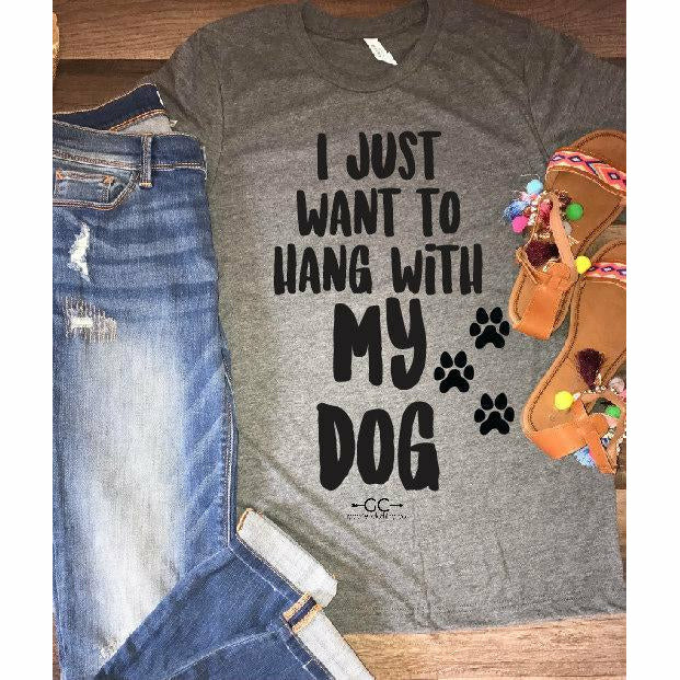 Hang with my Dog - Gabriel Clothing Company