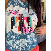 Free Bird Tank/tee  ( Colors)