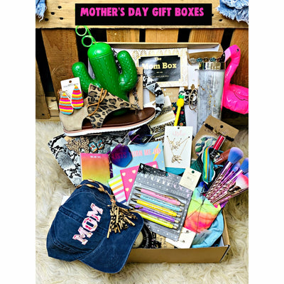 Customized Mom,Aunt,Friend,Wife, ect boxes   (select options before adding to cart)