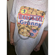 Cracker Jack Aunt/Granny or CUSTOM Baseball or Softball (Tee,tank or Sweatshirt)
