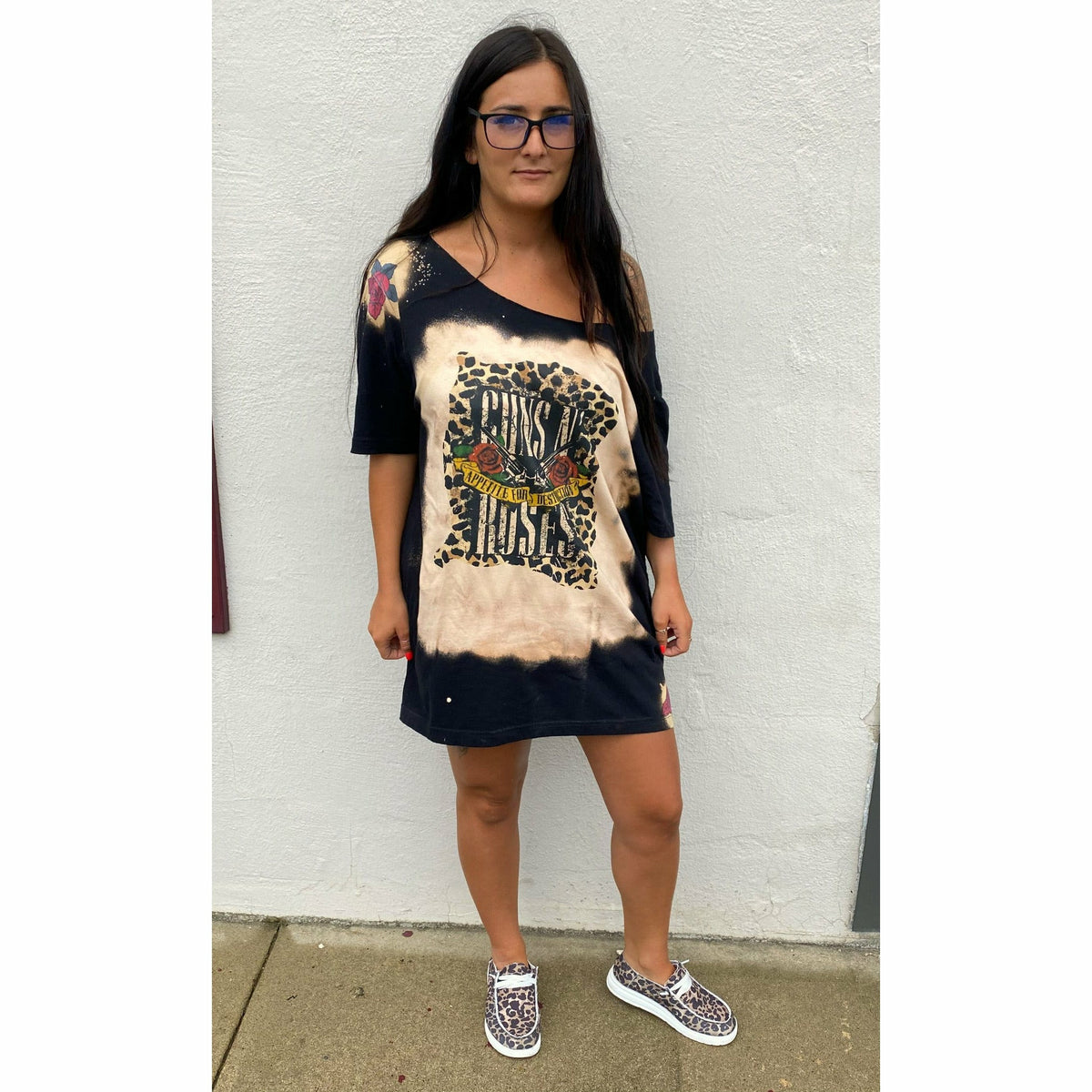 Guns n Roses T-Shirt Dress