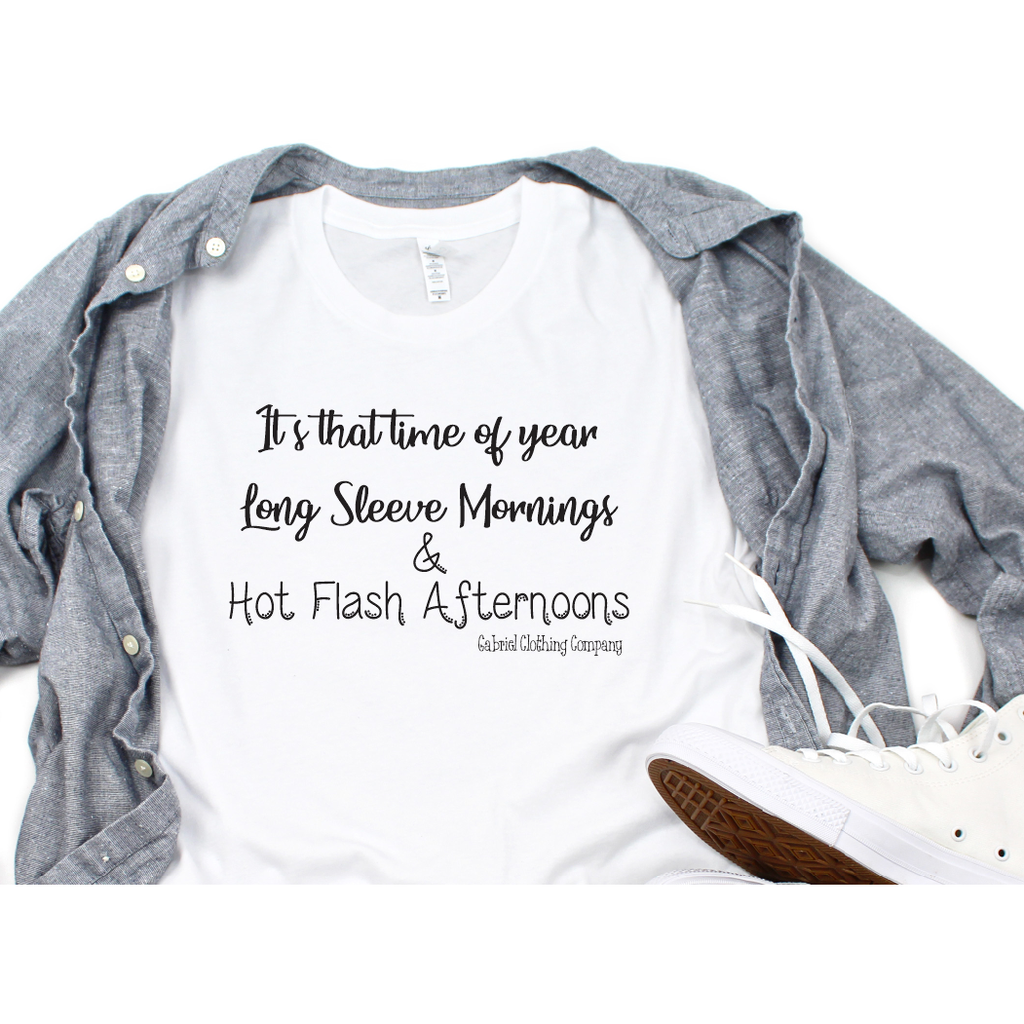 Hot Flash Afternoons - Gabriel Clothing Company