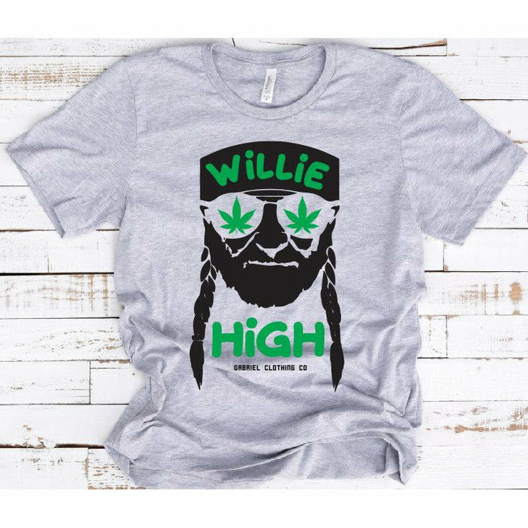 Willie High Tee or tank