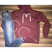 Criss Cross Hoodie (lots of colors) - Gabriel Clothing Company