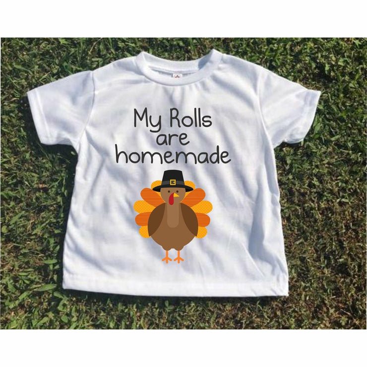 Homemade Rolls - Gabriel Clothing Company