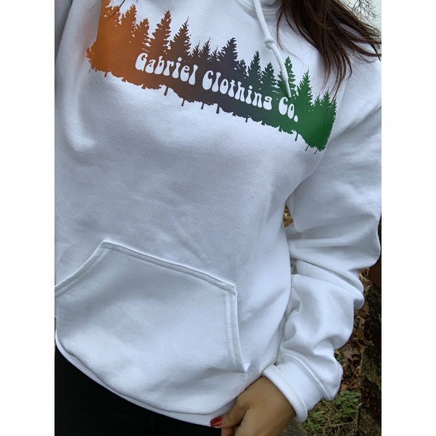 Gabriel Colorful logo Hoodie/Sweatshirt - Gabriel Clothing Company