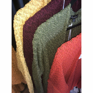 Softest Cardigan Ever (multi colors )