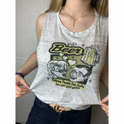 Beer helping people  Tee/Tank/V-neck