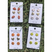 Sports Mom Earrings (4 options)