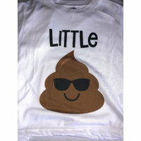 Little ? or big ? POOP - Gabriel Clothing Company