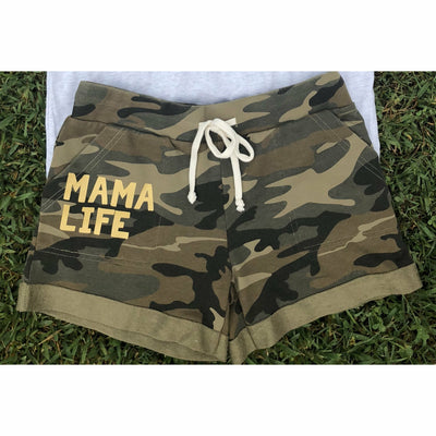 Mama Shorts (tee sold separately) - Gabriel Clothing Company