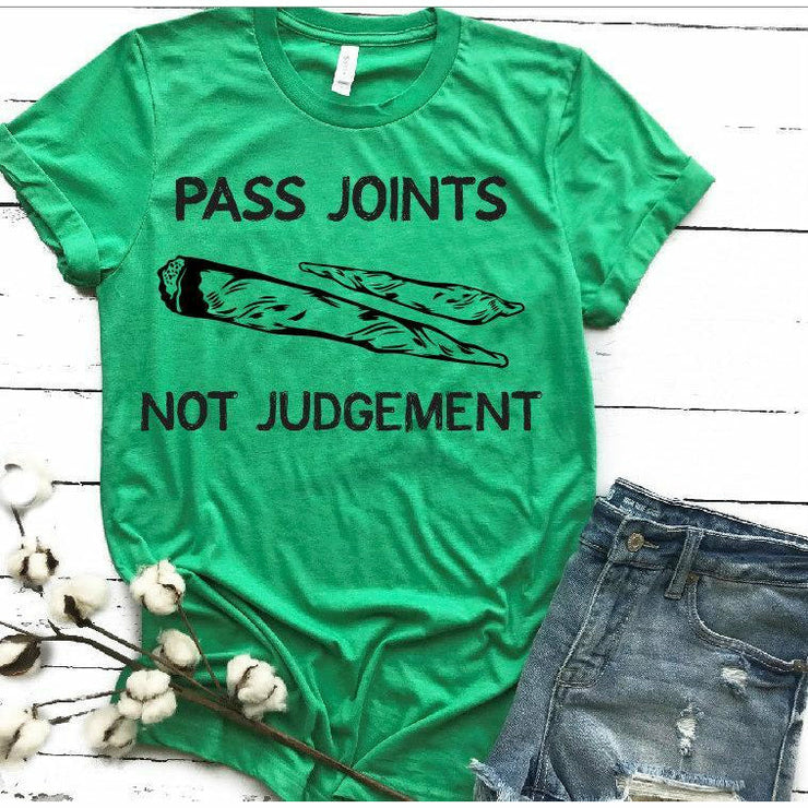 Pass Joints Tee