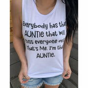 I'm that auntie Tank top