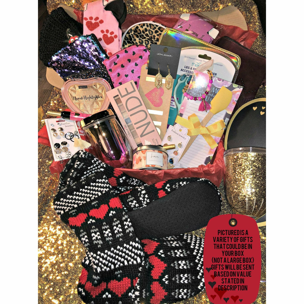 SUPER Sweetheart box (select options before adding to cart) - Gabriel Clothing Company