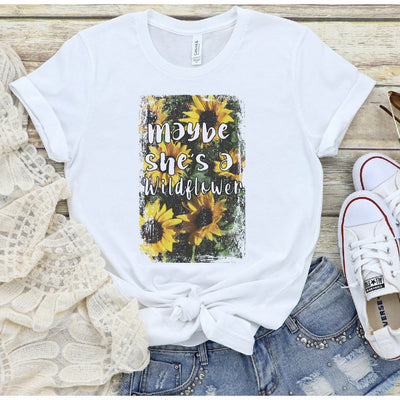 Maybe she's a wildflower tee or tank